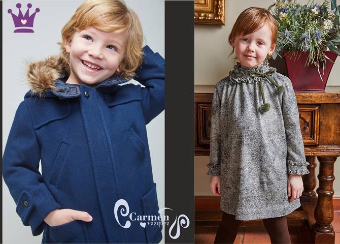 Blog moda infantil, Carmen Vazquez, la casita de Martina, vestido ninas