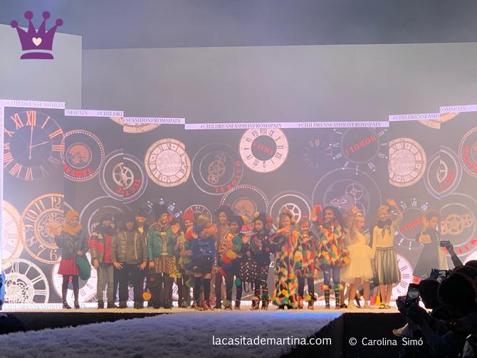 Blog de moda infantil, Pitti Bimbo, Desfile moda infantil, la casita de Matina, Carolina Simo, 2