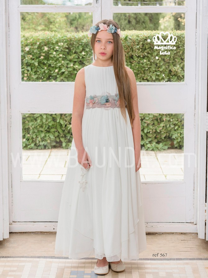 Baunda, tienda vestidos comunion Madrid, Magnifica Lulu, Trajes de comunion, blog moda infantil, la casita de martina