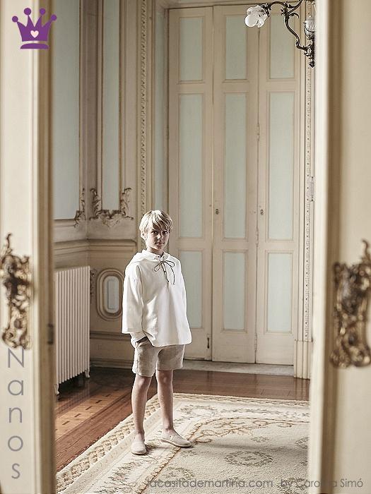 Vestidos de comunion, Nanos, blog de moda infantil, la casita de martina, 2