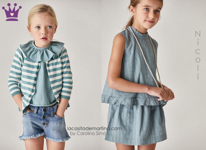 Blog moda infantil, la casita de Martina, Carolina Simo, Nicoli moda infantil, vestidos nina