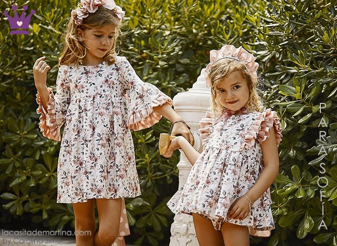 Blog moda infantil, la casita de Martina, Carolina Simo, Para Sofia moda infantil, vestidos nina