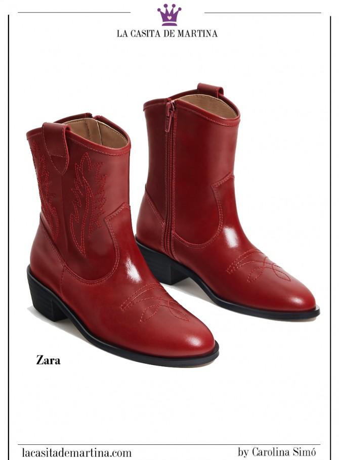 Zara kids, calzado infantil, tendencias calzado, blog moda infantil, la casita de Martina, 1