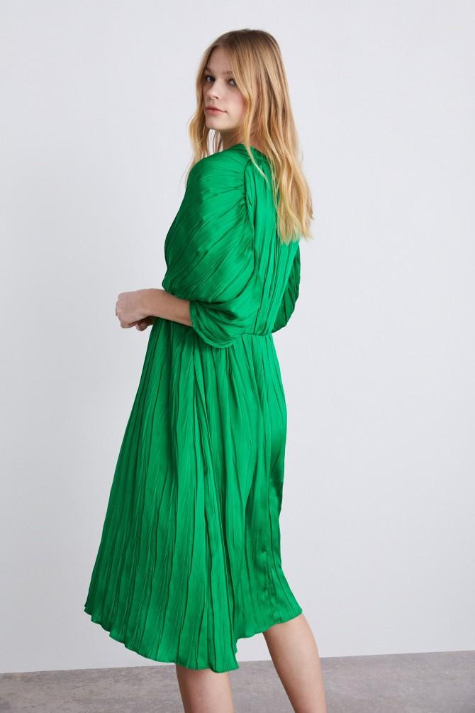 vestido invitada premama, blog moda infantil, zara, la casita de martina, 4