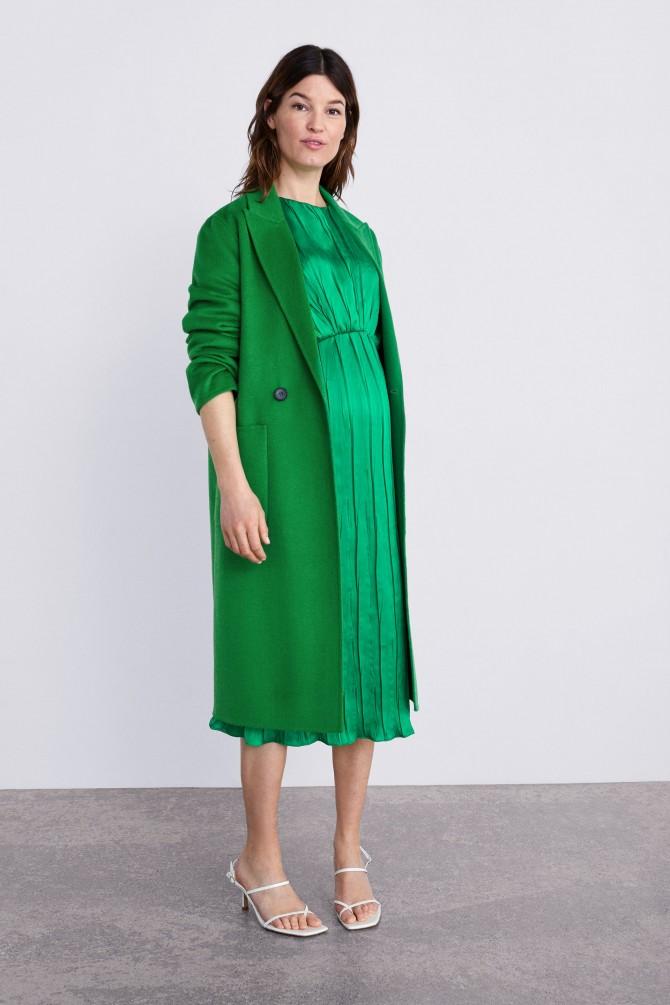 vestido invitada premama, blog moda infantil, zara, la casita de martina