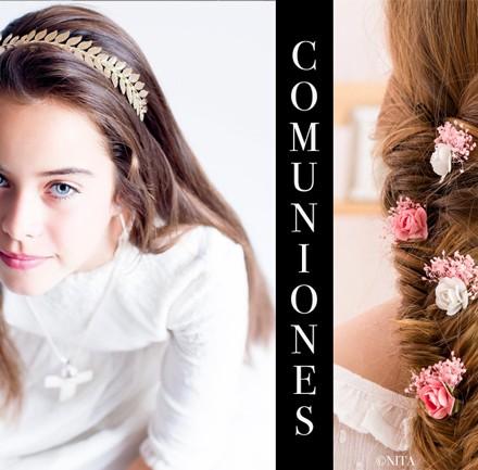 Blog de moda infantil, tocados comuniones, trajes comunion, La casita de Martina, 5