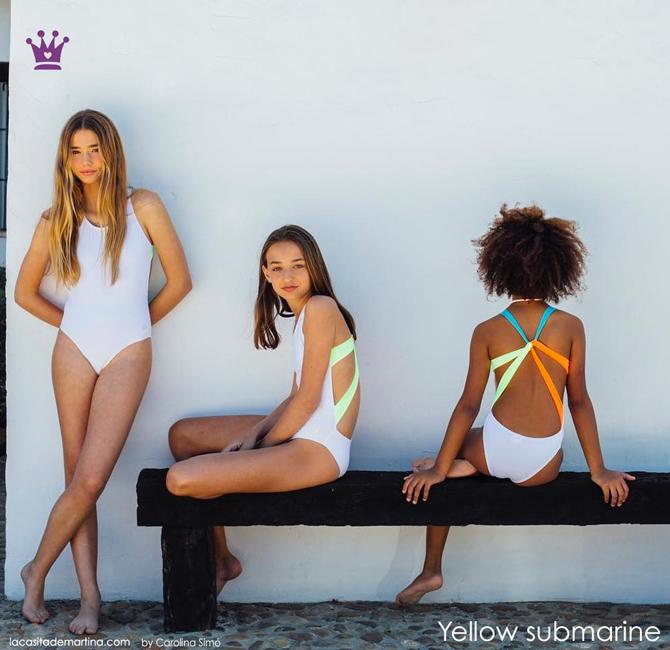 Blog de moda infantil, tendencias ropa infantil, la casita de Martina, Carolina Simo, bano infantil, 1