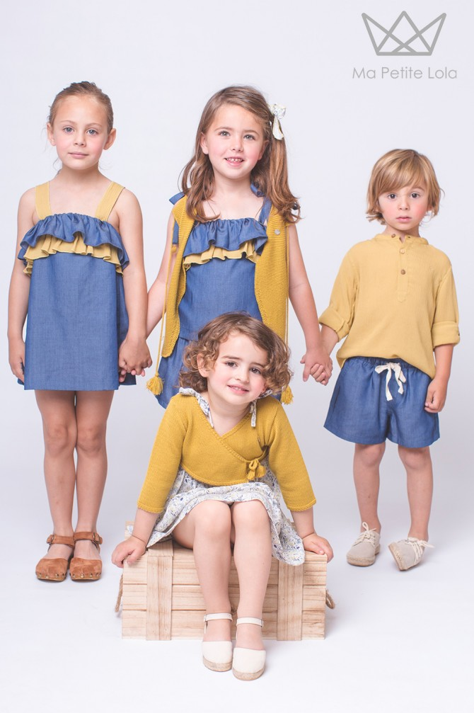 Blog de Moda Infantil, La casita de Martina, Ma Petite Lola, Kids, Moda. 5
