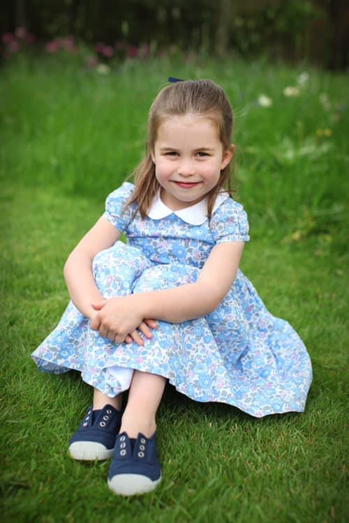 Charlotte de Cambridge, Marcas vestidos Charlotte, Blog moda infantil, La casita de Martina, 1