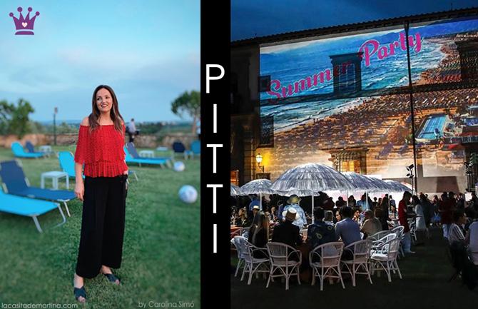 Pitti Bimbo, Carolina Simo, Blog moda infantil, kids wear, la casita de martina, pitti summer party