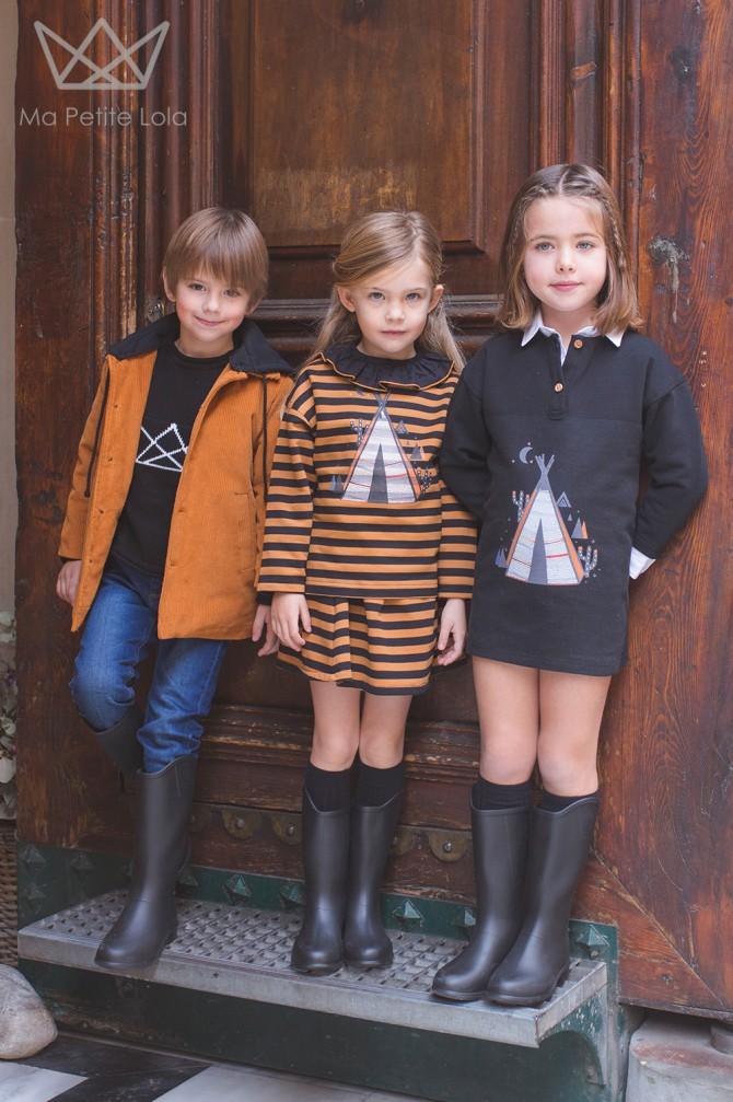 Marca moda infantil, Blog moda infantil, La casita de Martina, Ma Petite Lola, 3