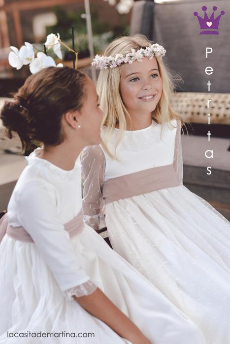 Trajes de comunion, vestidos comunion 2020 petritas, moda infantil, la casita de martina, 1