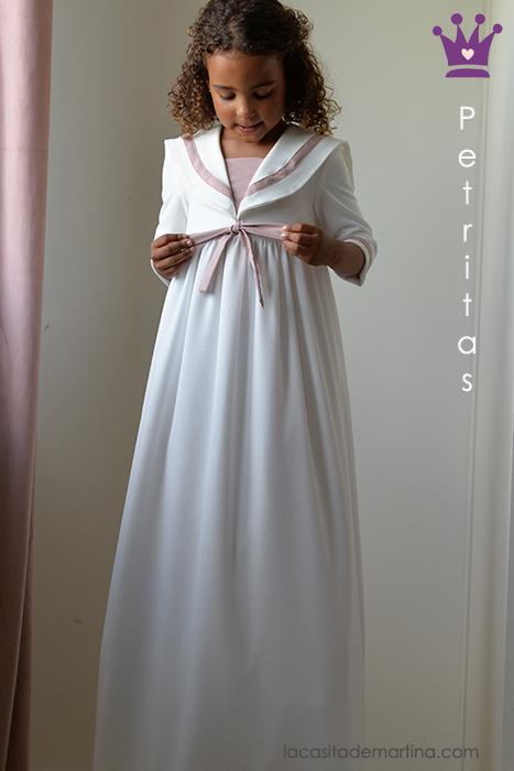 Trajes de comunion, vestidos comunion 2020 petritas, moda infantil, la casita de martina, 11