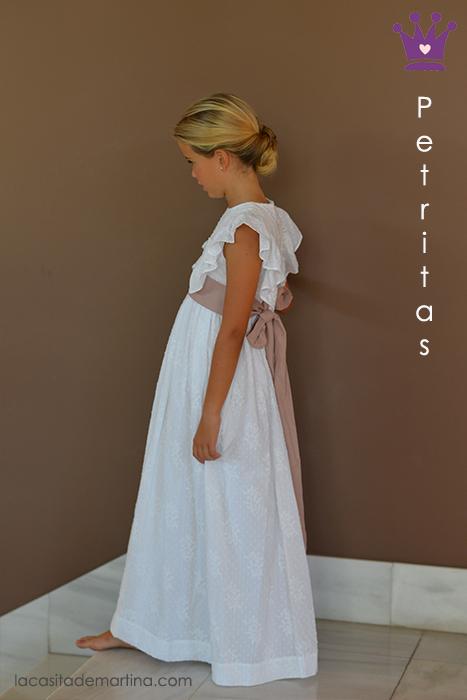 Trajes de comunion, vestidos comunion 2020 petritas, moda infantil, la casita de martina, 5