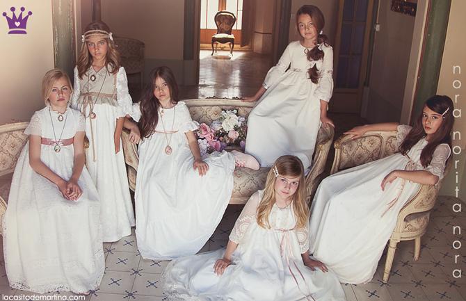 Trajes de comunion 2020, vestidos de comunion, moda infantil, la casita de martina, blog moda infantil, 1