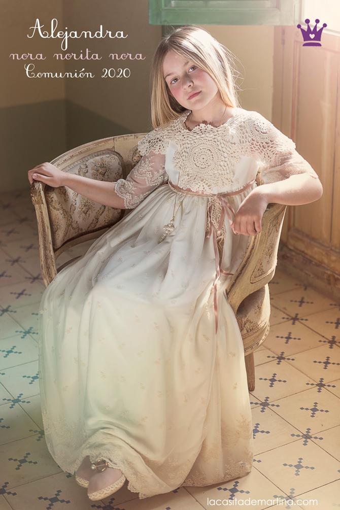 Trajes de comunion 2020, vestidos de comunion, moda infantil, la casita de martina, blog moda infantil, Nora Norita Nora, 5