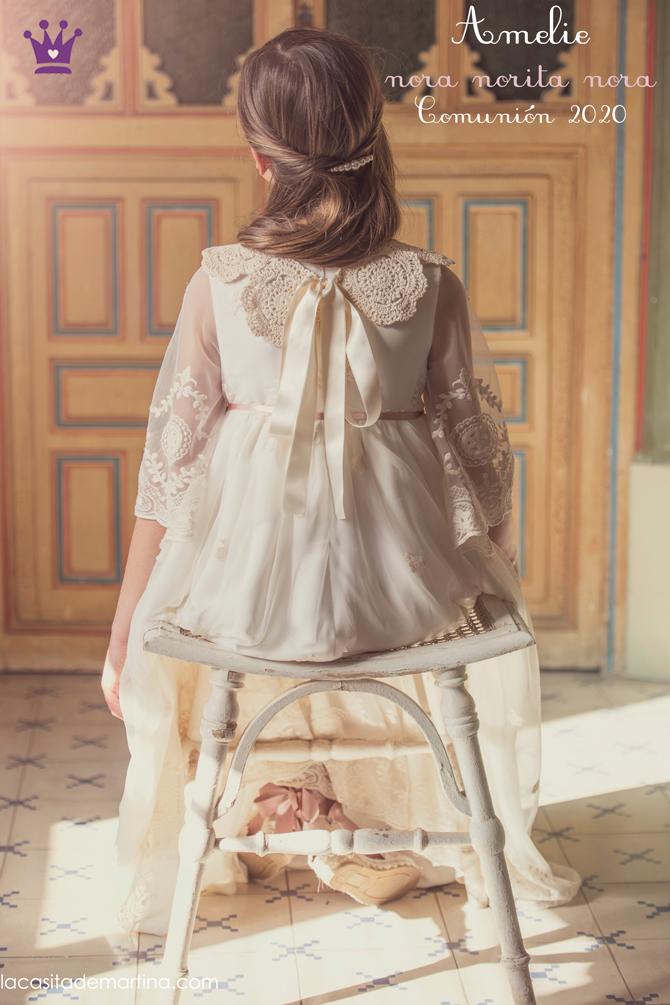 Trajes de comunion 2020, vestidos de comunion, moda infantil, la casita de martina, blog moda infantil, Nora Norita Nora, 6
