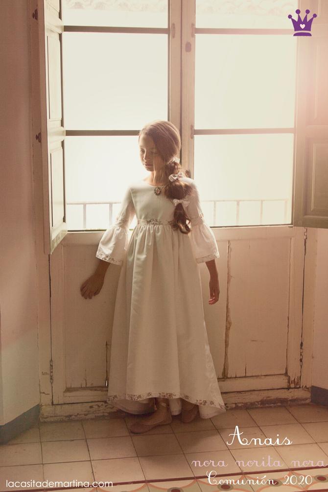 Trajes de comunion 2020, vestidos de comunion, moda infantil, la casita de martina, blog moda infantil, Nora Norita Nora, 8
