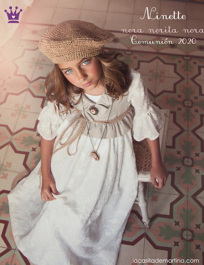 Trajes de comunion 2020, vestidos de comunion, moda infantil, la casita de martina, blog moda infantil, Nora Norita Nora, 10