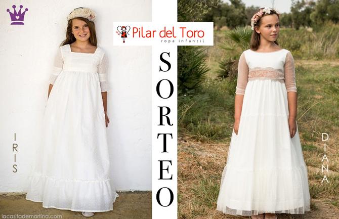 Trajes de comunion 2020, vestidos de comunion, moda infantil, la casita de martina, blog moda infantil, Pilar del Toro, 0