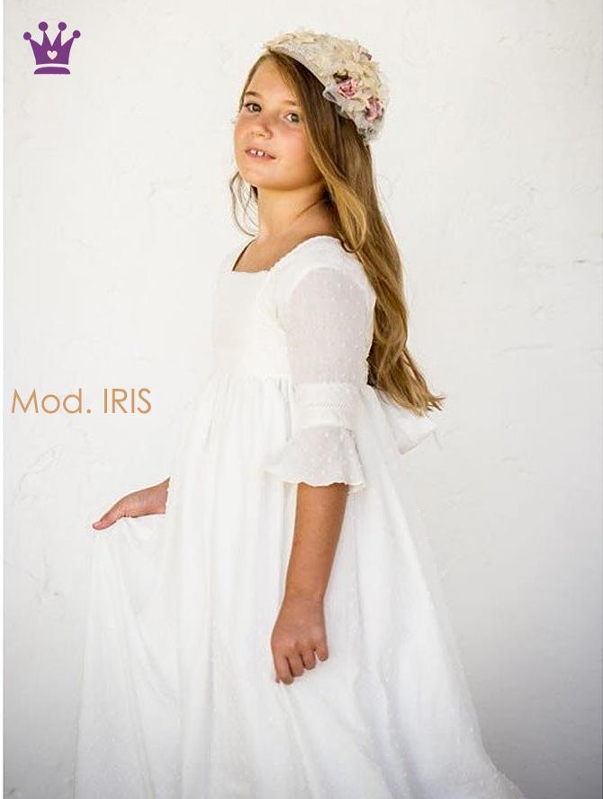 Trajes de comunion 2020, vestidos de comunion, moda infantil, la casita de martina, blog moda infantil, Pilar del Toro, 4