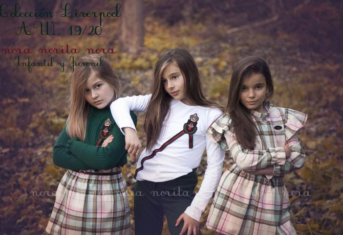 Nora norita nora, moda infantil, la casita de martina, kids wear, 4