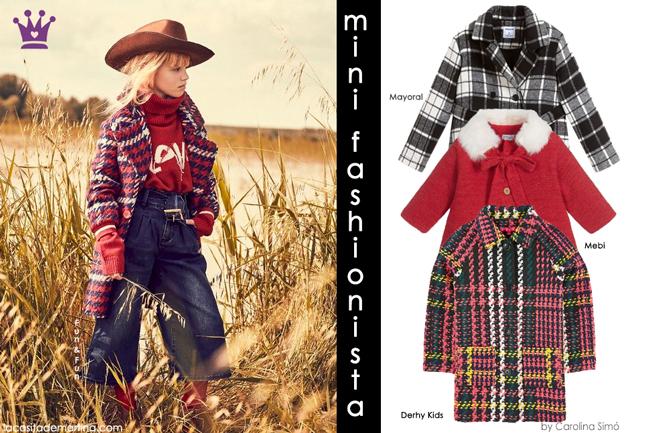 Blog de moda infantil, abrigos chicas, ropa infantil, tendencias, la casita de martina, 0