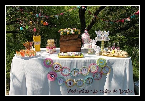 DIMPLEPRINTS - decoración para tus fiestas infantiles