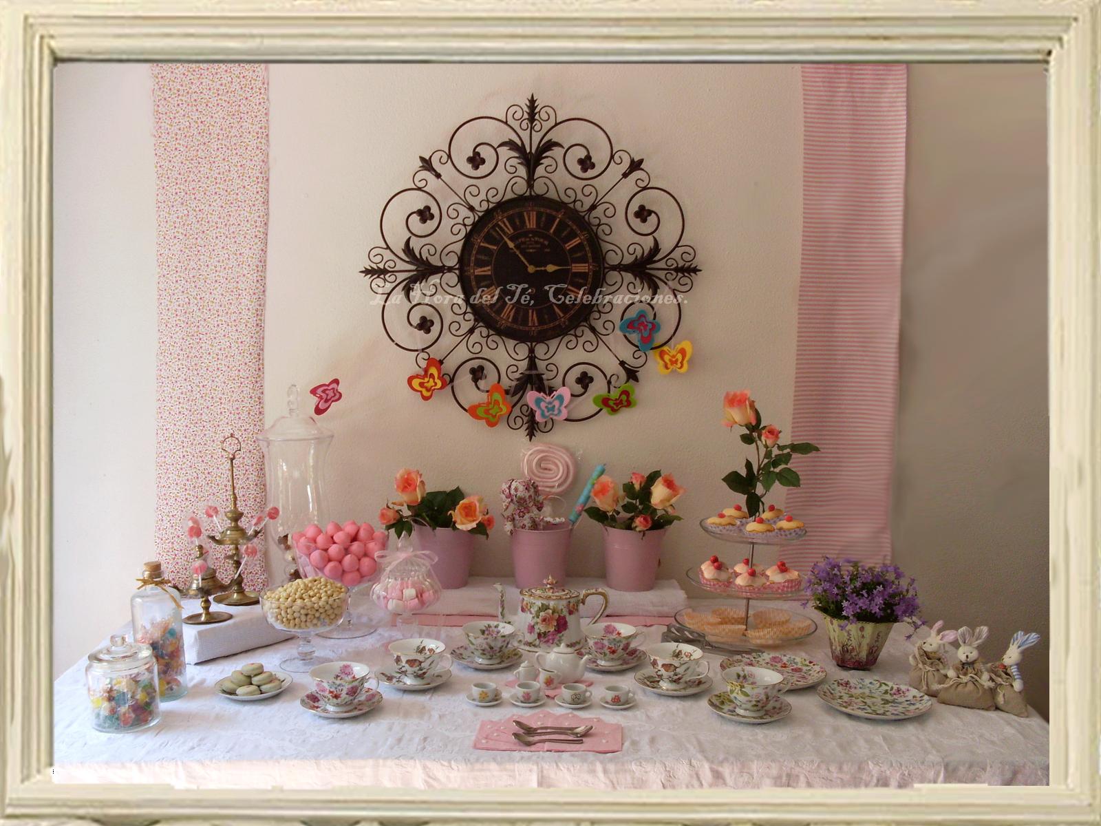 La casita de Martina - Blog de moda infantil y premamá te recomienda - LA HORA DEL TE celebraciones.......