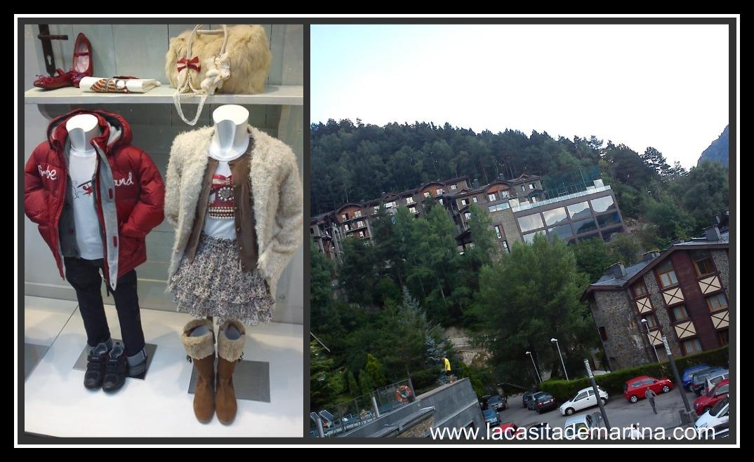 Vacaciones con niños ANDORRA - La casita de Martina Blog moda infantil y premamá