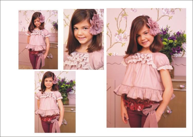 nueva página WEB de LARRANA - La casita de Martina Blog de moda infantil