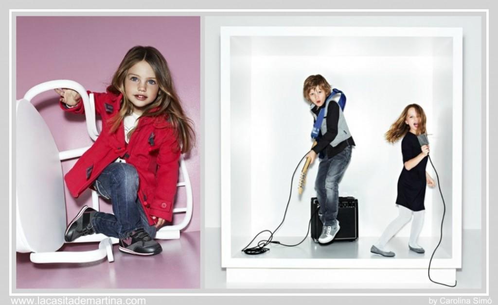Armani Junior - La casita de Martina Blog Moda Infantil