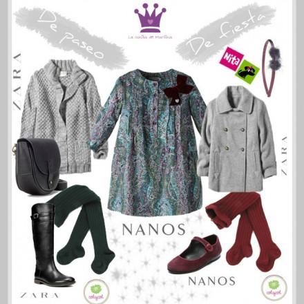 Doble Versión - Nanos Zara Nita La casita de Martina Blog de Moda Infantil