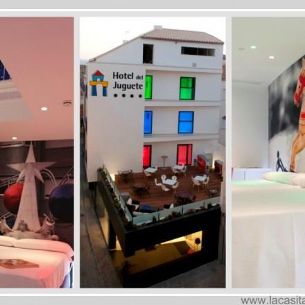 Hoteles para viajar con niños - La casita de Martina Blog Moda Infantil