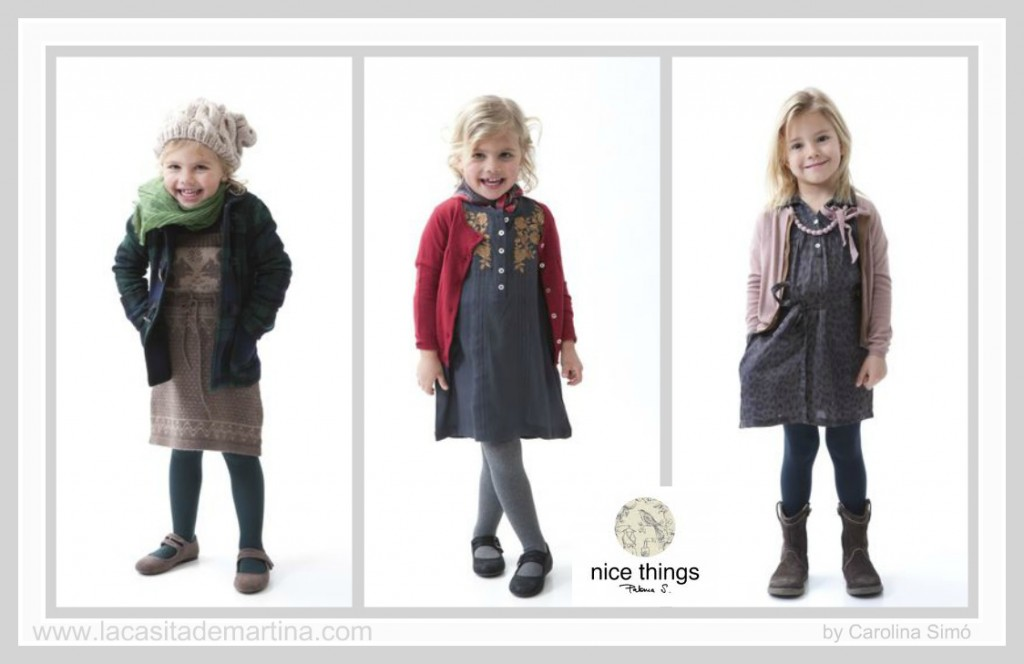 Nice Things - La casita de Martina Blog moda infantil & premamá