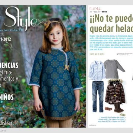 Petit Style revista Moda Infantil - La casita de Martina Blog Moda Infantil