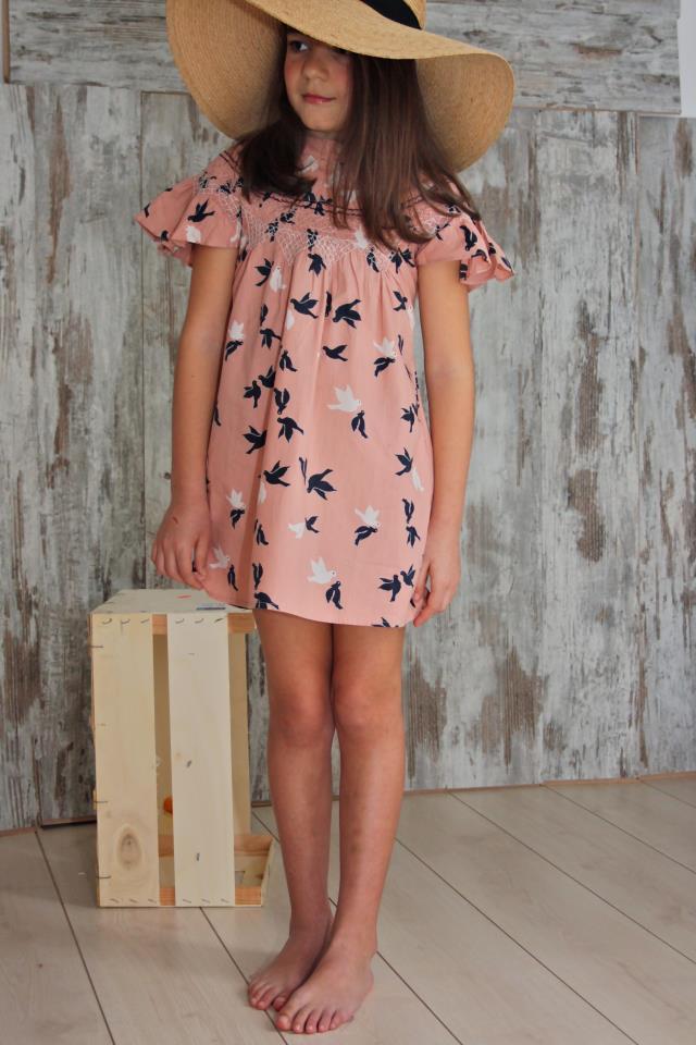 EL LAGARTO ESTÁ LLORANO colección Moda Infantil - La casita de Martina