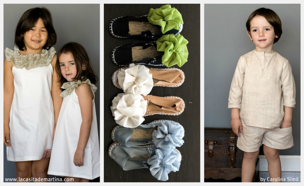 Margarite colección Moda Infantil primavera verano 2012 = La casita de Martina  Blog MOda Infantil