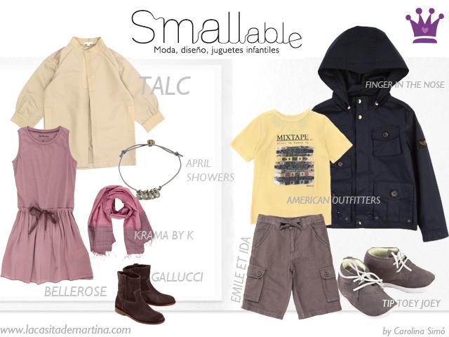 SMALLABLE - La casita de Martina Blog Moda Infantil Children Fashion trends