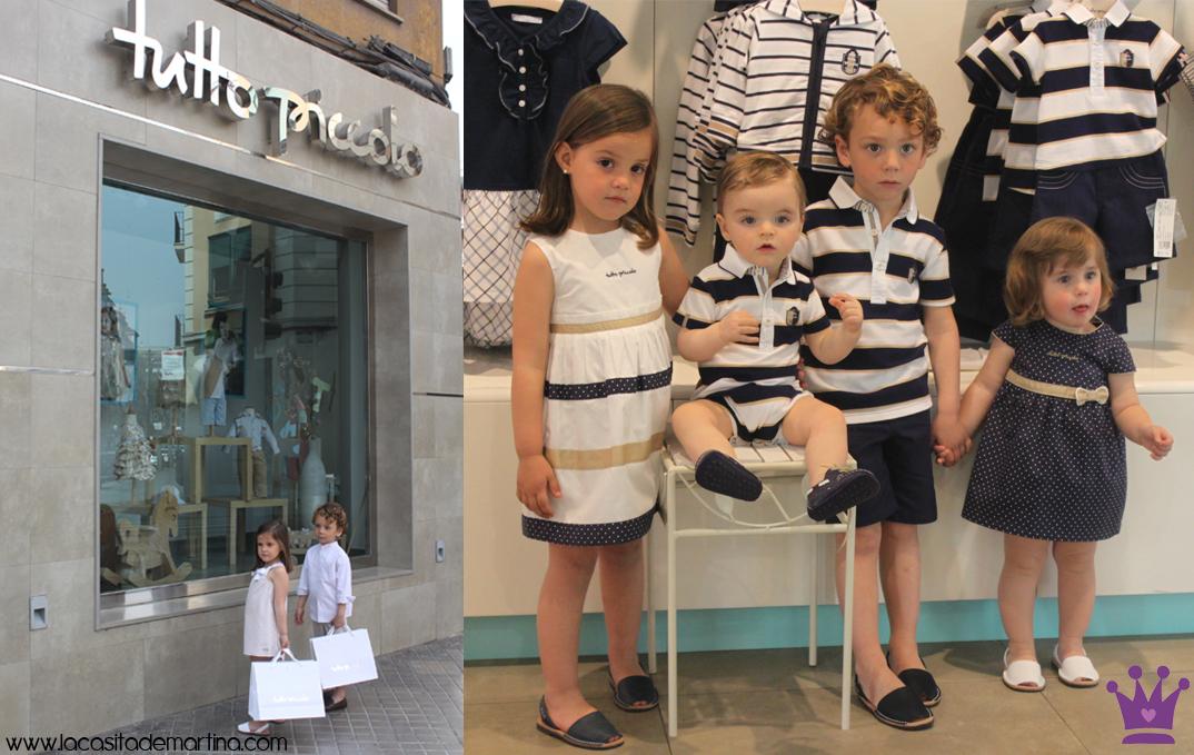 Tutto Piccolo - La casita de Martina Blog Moda Infantil