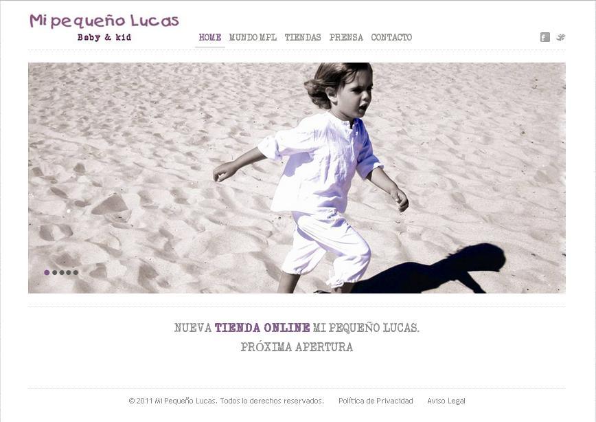 tienda ONLINE de Mi Pequeño Lucas - La casita de Martina Blog de Moda Infantil y    Premama by Carolina Simó