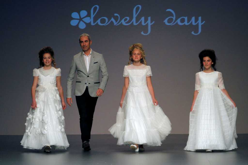 MADRID NOVIAS LOVELY DAY desfiles comunión - La casita de Martina Blog Moda Infantil