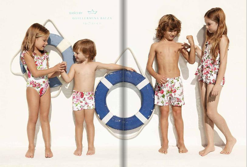 Bañadores para niños Neck and Neck - La casita de Martina Blog de Moda Infantil y Moda premamá - Carolina Simó