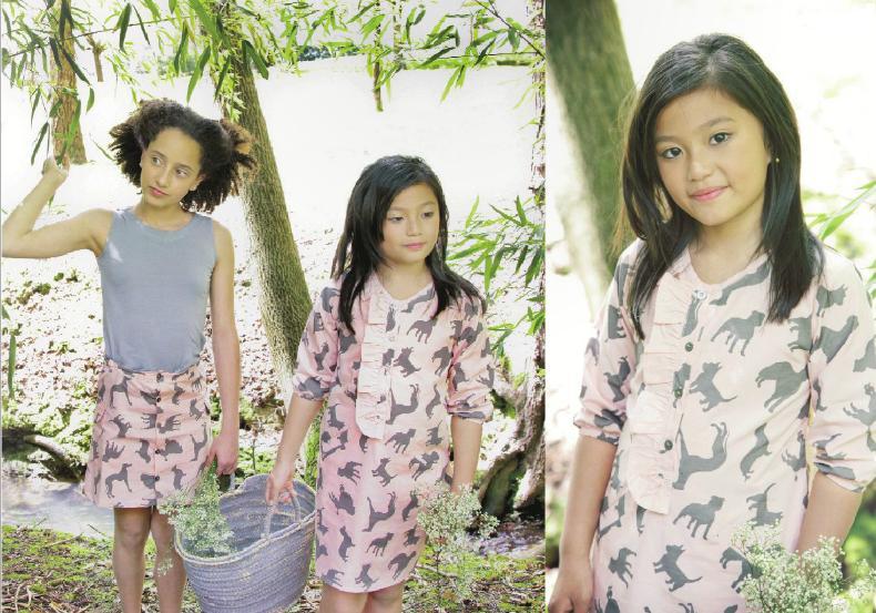 Pequeños Héroes revista de moda y ocio infantil Miss Valentina - La casita de Martina Blog Moda Infantil