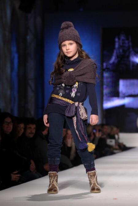 MISS BLUMARINE-   MONNALISA -  FRANCOMINA PITTI BIMBO -  La casita de Martina Blog de Moda Infantil y Premamá Gabito Rohh  AW12 PITTI-158