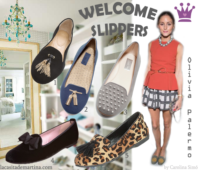 Slippers para niños, Tendencias Calzado Infantil, Olivia Palermo, La casita de Martina Blog de Moda Infantil y Moda Premamá
