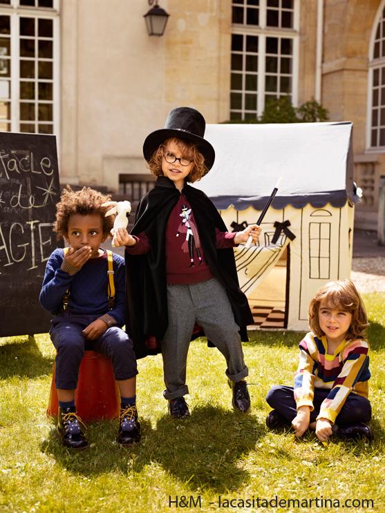 H&M all for children,  Unicef, Blog de Moda Infantil, Kids trends