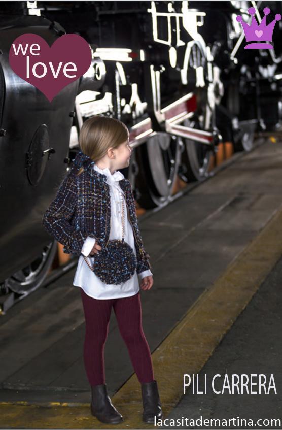 Pili Carrera, Blog de Moda Infantil, Tendencias Moda Infantil, La casita de Martina