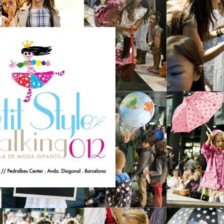 Petit Style Walking, Blog de Moda Infantil y Moda Premamá, Desfile Moda Infantil