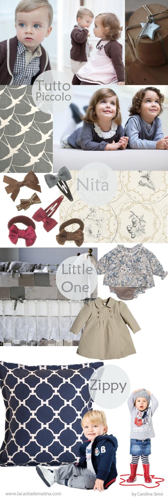 Tutto Piccolo, Zippy, Nita, Little One, La casita de Martina Blog de Moda Infantil y Moda Premamá